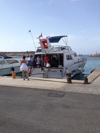 Hotel & Ristorante Nautic : gita in barca
