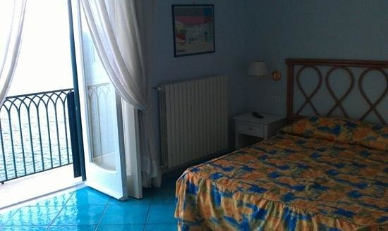 Villa Maria Luigia: la stanza