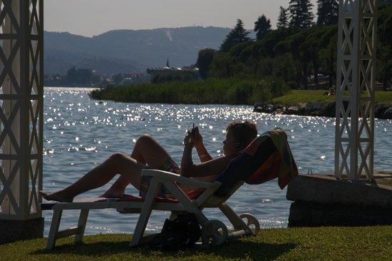 Hotel Eurovil : Lago d'Iseo