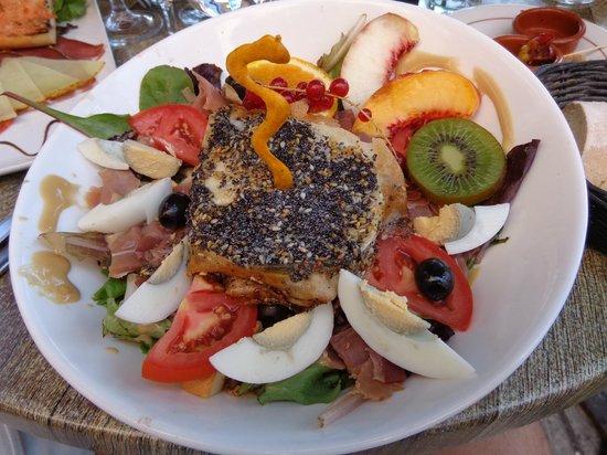 Chez Pujol : Assiette Gourmande
