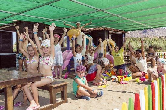 โรงแรมลินดอส อิมพีเรียล: Kids Club - Mini Club