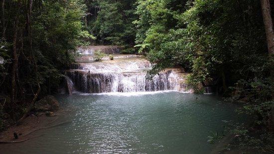 attraction review reviews erawan national park sawat kanchanaburi province