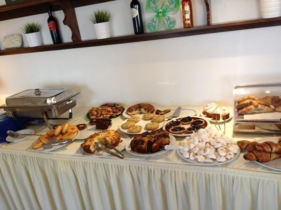Hotel Irene : colazione