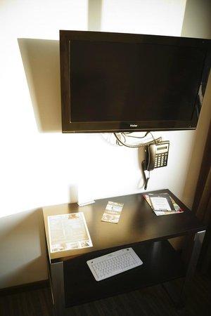 Appart'Hotel Ferney Geneve: TV