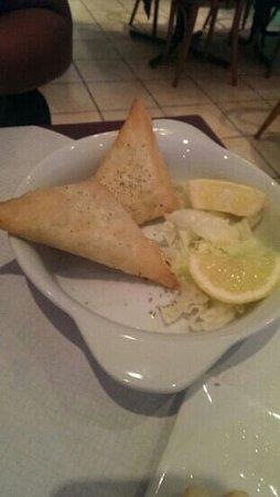 Alexandros Greek Restaurant: cheese pies