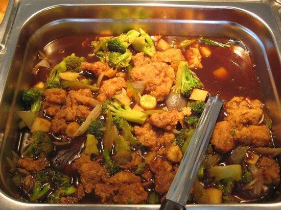Restaurante Hong Kong: Cantonese Chicken
