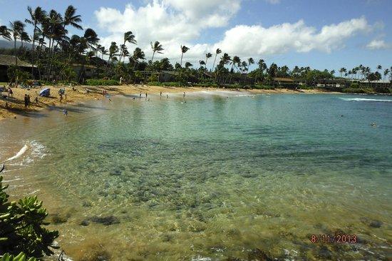 Napili Sunset Beachfront Resort : Napili Beach