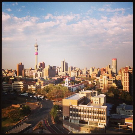 Protea Hotel by Marriott Johannesburg Parktonian All-Suite: City view