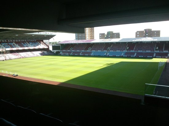 West Ham United Hotel: What A view