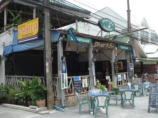 Diver's Inn Steakhouse and International Cuisine: Diver's Inn ( Home Away from Home)
