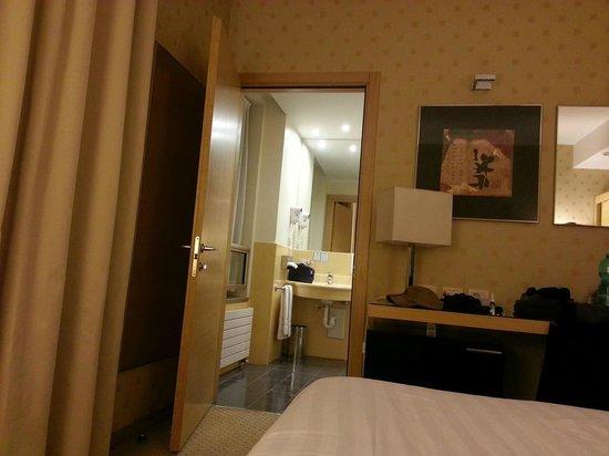 Holiday Inn Milan - Garibaldi Station: Camera