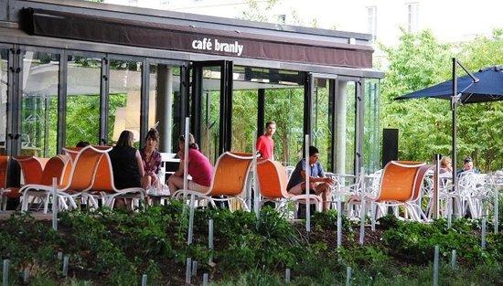 Cafe Branly