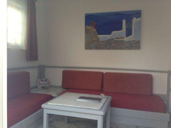 فيوتورا هوتل: Lounge