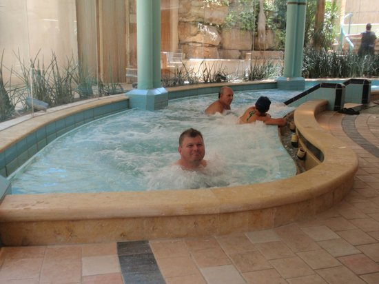 Herods Vitalis Spa Hotel Eilat : in the spa
