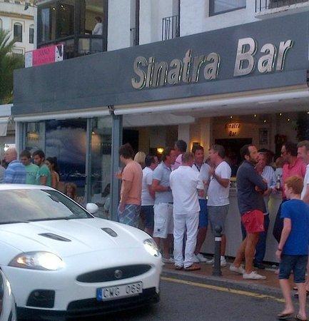 The Sinatra Bar