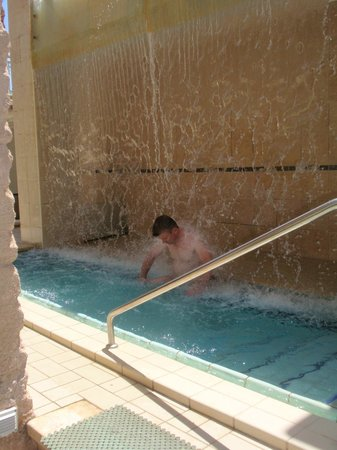 Herods Vitalis Spa Hotel Eilat : in tha spa