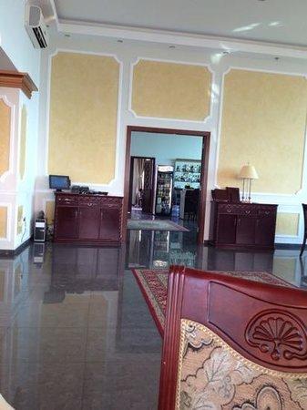 Hotel Del Mar Mamaia: breakfast area