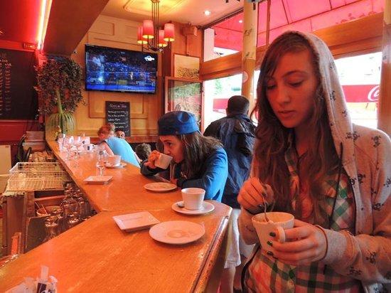 Post'cafe - Restaurant Traditionnel - PARIS: post cafe