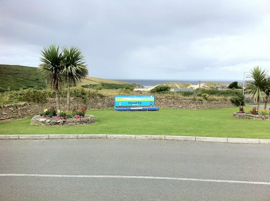 Parkdean - Holywell Bay Holiday Park : We've arrived!