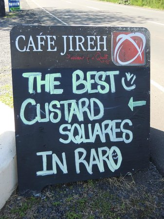 Cafe Jireh : Great cakes