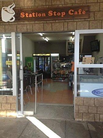 Station Stop Caffe