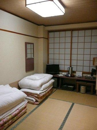Ryokan Meiryu : Habitacion