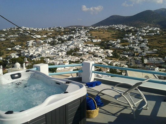 Kampos Home Sifnos : Spa- Απίστευτη Χαλάρωση