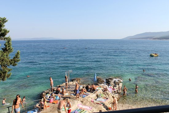 هوتل مارينا: Море