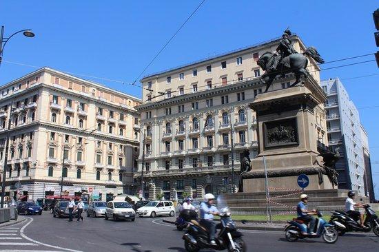 Hotel Nettuno Via Sedile Di Porto Napoli