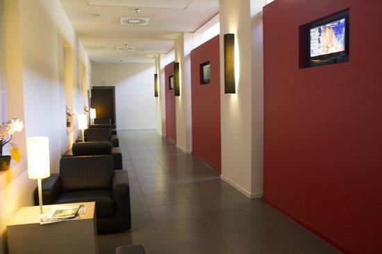 Hotel & Aparthotel Alizé Mouscron : lounge area