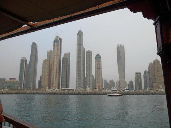 Captain Jack Bristol Charter : Questo e' un vero skyline.