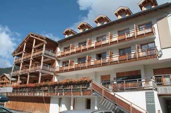 golf 224 l h 244 tel picture of hotel le chalet blanc montgenevre tripadvisor