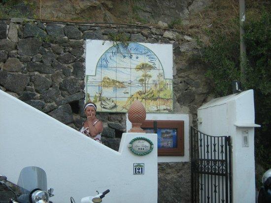 ingresso del Don Felipe