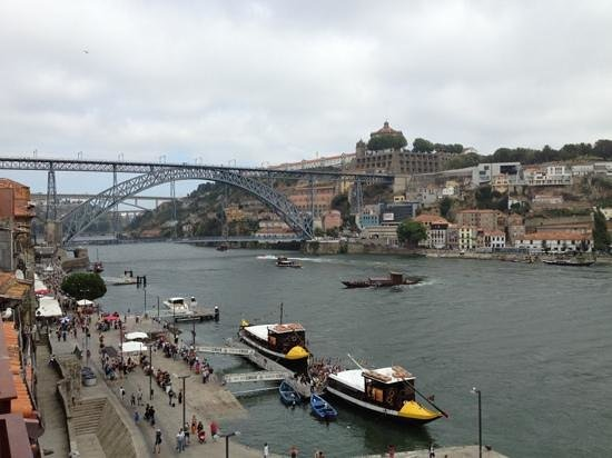 Ribeira Apartments: view from the apartment balcony