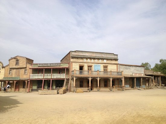 Fort Bravo Texas Hollywood: le saloon