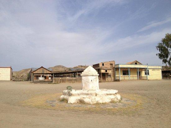 Fort Bravo Texas Hollywood : le village