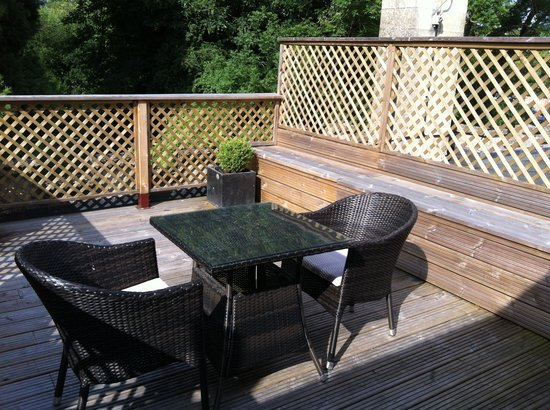 The Northey: Private terrace