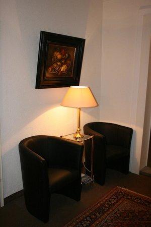 Hotel Adler: Sitzgruppe