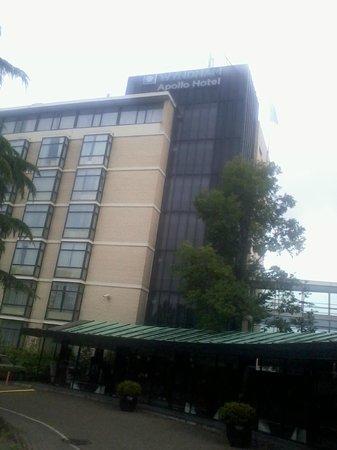 Apollo Hotel Amsterdam, a Tribute portfolio: hotel from the main entrance
