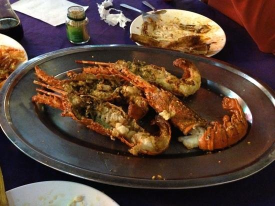 Ling Loong Seafood: aragosta