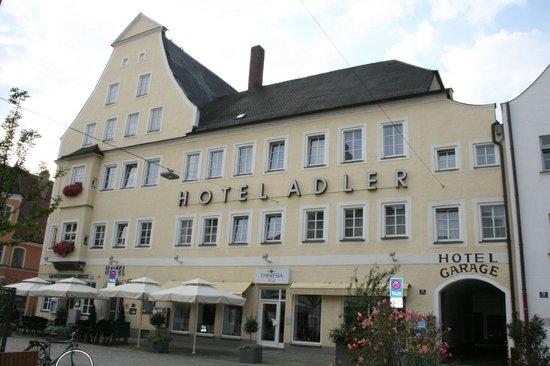 Hotel Adler: Außenansicht
