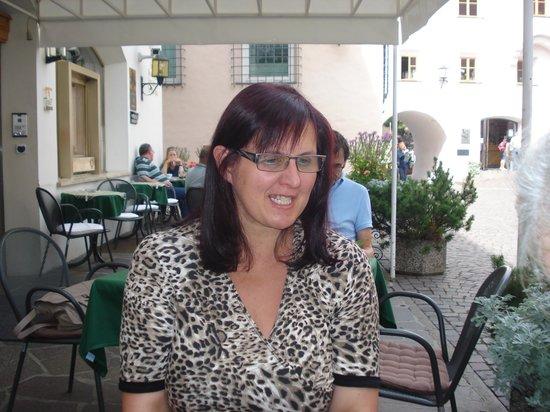 Hotel Savoy: Die Wirtin Anita Fill