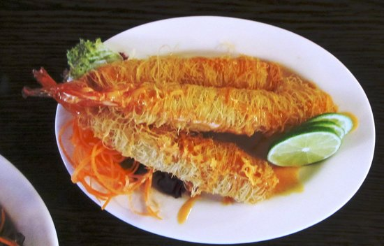 See Sushi: Tempura