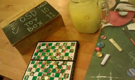 Old School Delights : Games