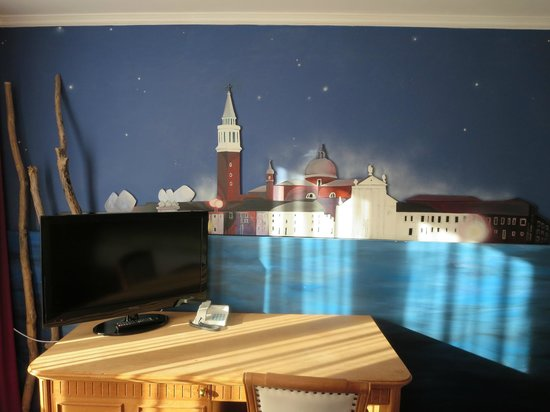Hotel Arte: ベネツィア1