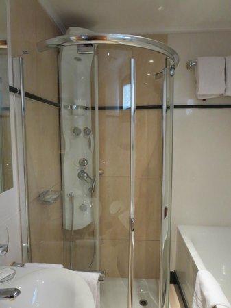 Hotel Arte : シャワースペース