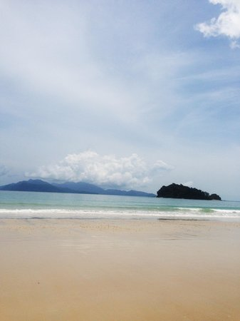 The Datai Langkawi: Down at the beach