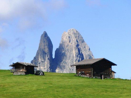Garni Maria: Alpe di Siusi, meraviglia...
