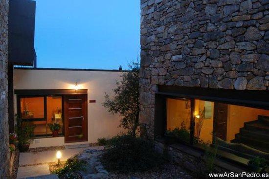 Apartamentos Rurales San Pedro: exterior