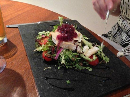 Cartwright Hotel: Evening meal starter, very good